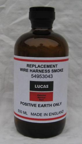 Image result for magic smoke lucas